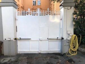 installatore barriera automatica CAME Valle Agricola