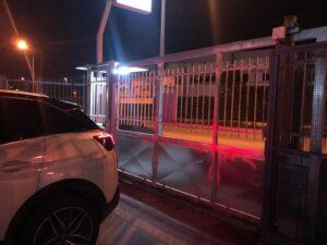 riparazione cancello scorrevole FAAC Portico di Caserta