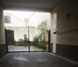 braccio cancelli scorrevoli BFT Napoli Quartiere Arenella